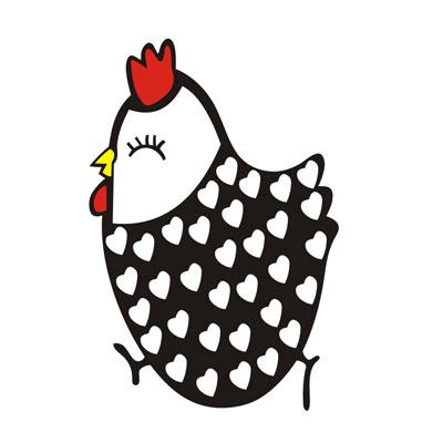 galinha d´Angola símbolo da PNSIPN