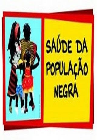 saúde da população negra símbolo